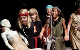 Ålborg Kulturskole, Onkalo Foto: Frederik Marcussen